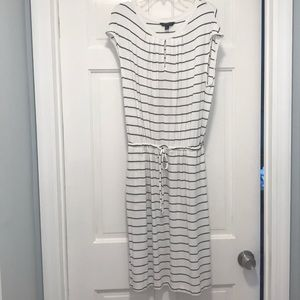 Cap Sleeve Banana Republic Sundress